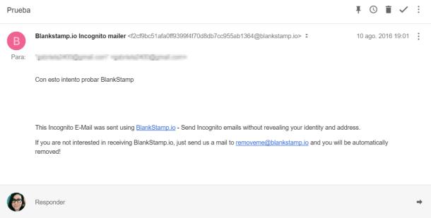 email blankstamp