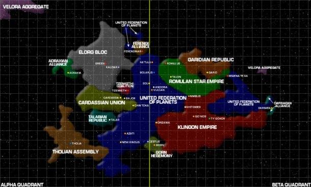 federación de planetas unidos