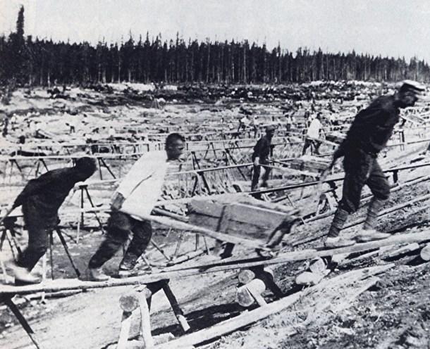 """Los gulags eran  descritos por muchos como """"nada divertidos""""."""