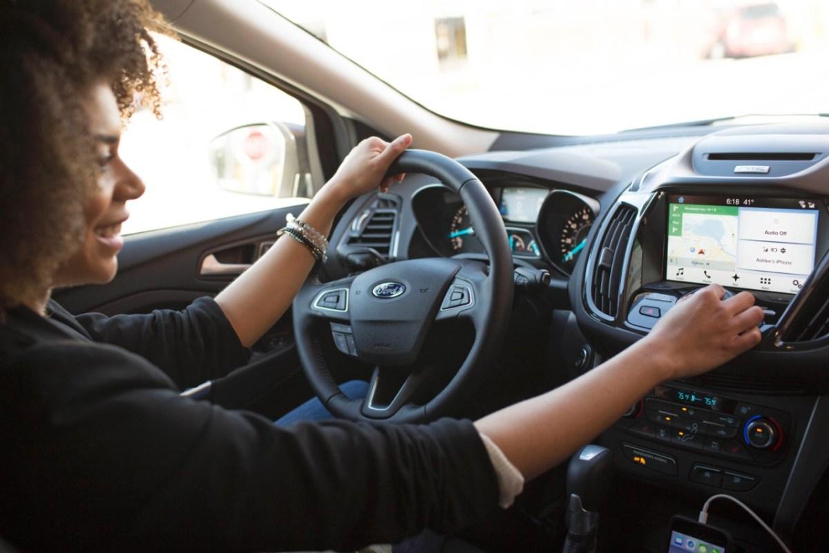 radio FM en los nuevos coches Ford