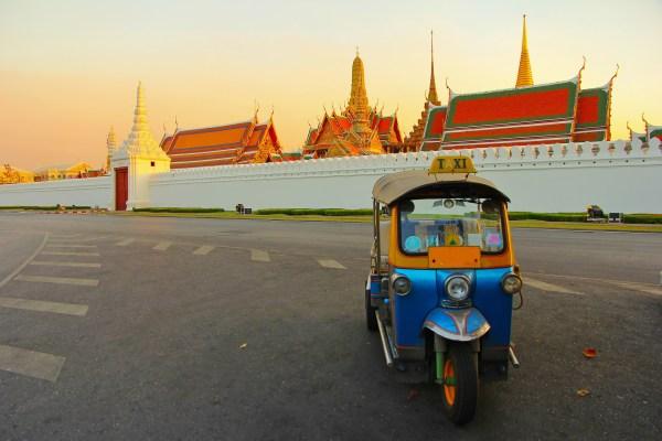tailandia tuktuk