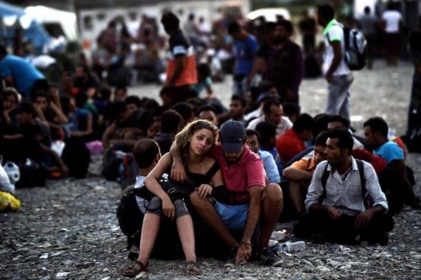 AFP / Aris Messinis