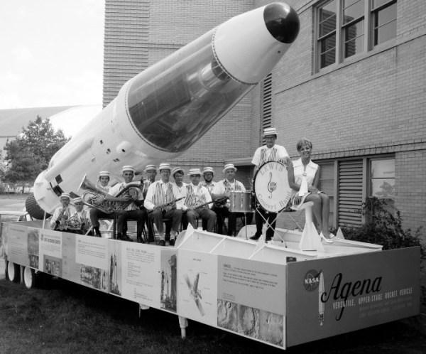 Miss NASA, 1970, NASA Lewis (later renamed NASA Glenn Research Center).