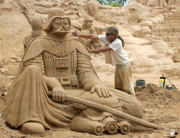 Los egipcios sí que eran genios.