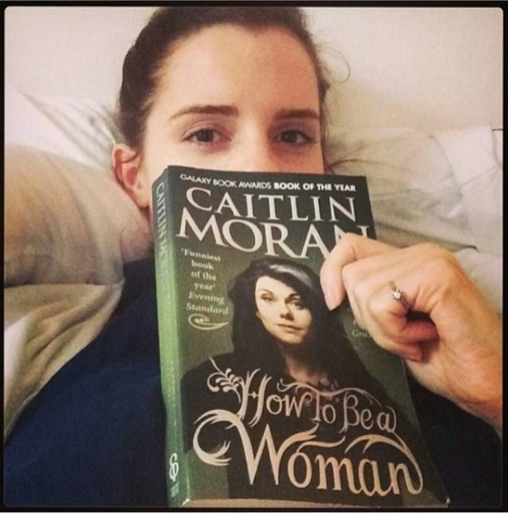 How to Be a Woman - Caitlin Moran.