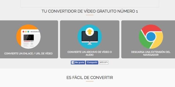 online video converter principal
