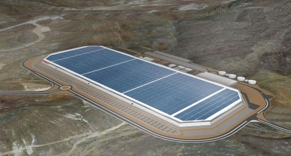 La Tesla Gigafactory es una de las claves del futuro de Tesla. Producción de baterías de forma masiva, a bajo coste y con tecnologías muy innovadoras.