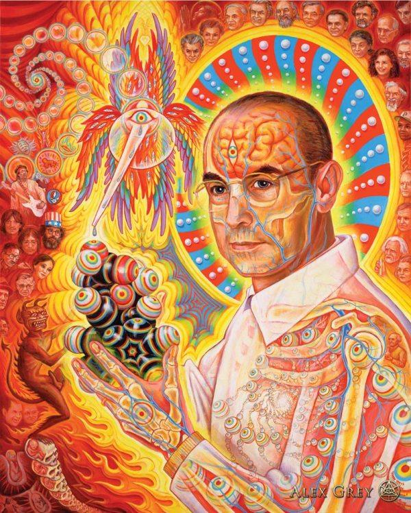Aunque algunos dirían que el LSD es el verdadero responsable por estas bizarramente hermosas películas.