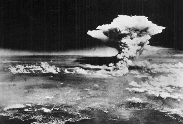 6 de agosto de 1945. AP Photo/U.S. Army via Hiroshima Peace Memorial Museum