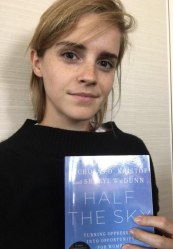 Half the Sky: Turning Oppression into Opportunity for Women Worldwide - Nicholas D. Kristof.