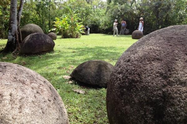 Parque de las Esferas de Costa Rica