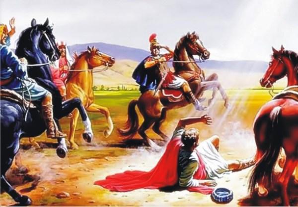 Jesucristo es famoso por no andarse con jueguitos.