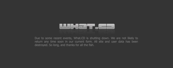 Cierre What.CD