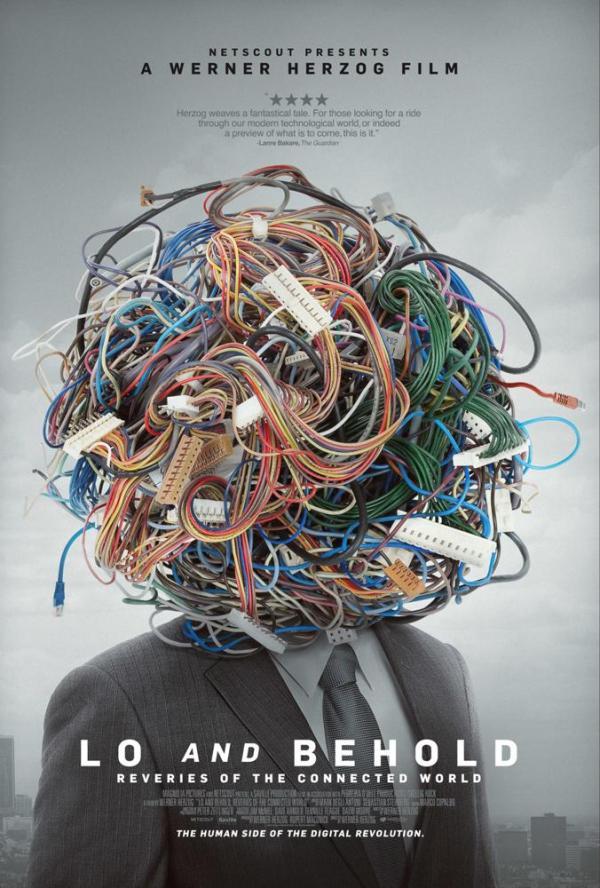 Lo and Behold, documental de Werner Herzog sobre la revolución digital