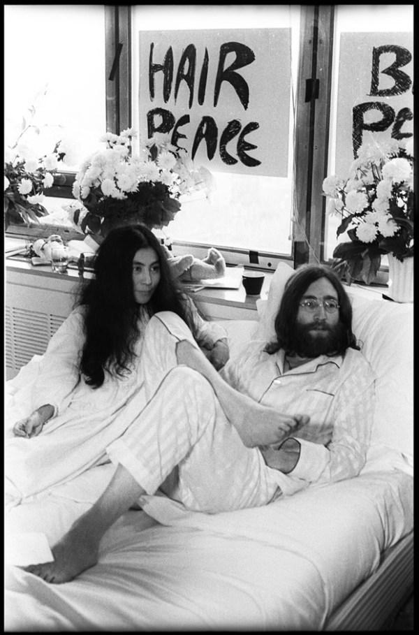 Pensándolo mejor, John Lennon no parece un tipo que daría buenos consejos.