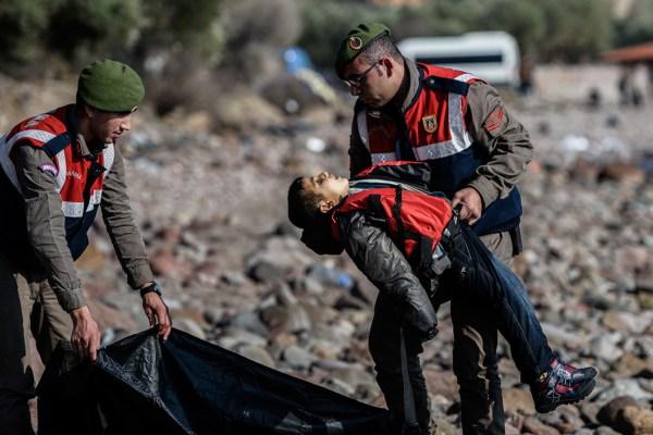 Ozan Kose / AFP / Getty