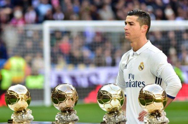 Ónticamente, Cristiano Ronaldo y yo somos iguales. Ontológicamente, bueno...