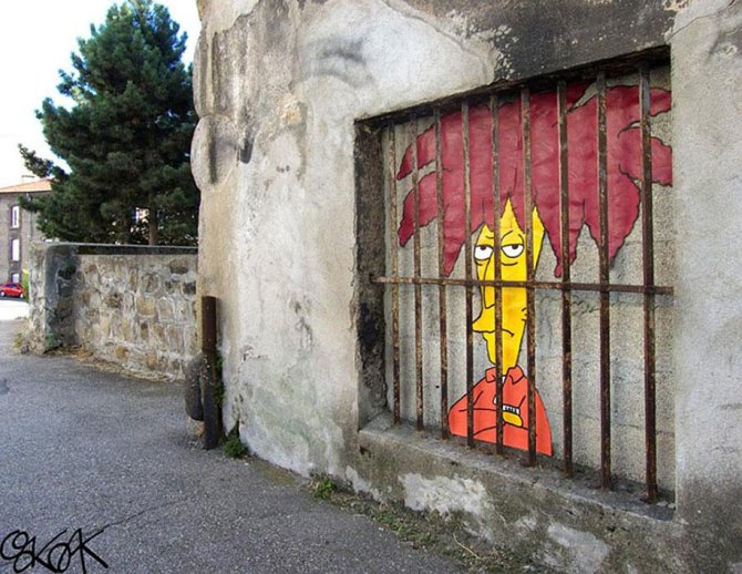 Arte callejero 2