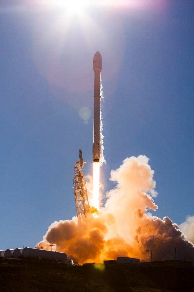 Falcon 9 Iridium - 10