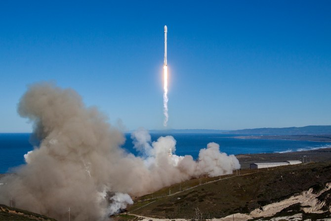 Falcon 9 Iridium - 2