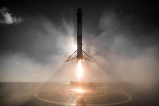 Falcon 9 Iridium - 4