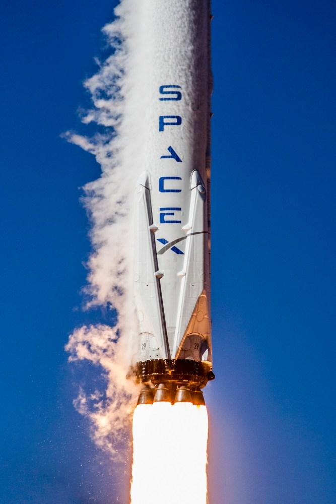 Falcon 9 Iridium - 7