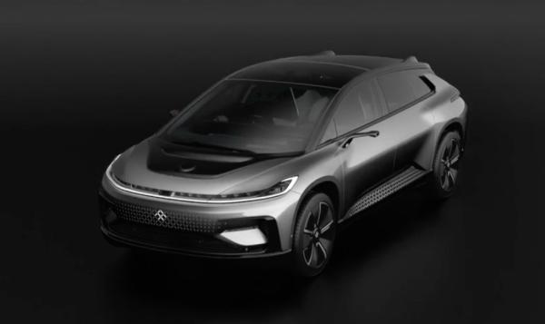 Faraday Future FF91.