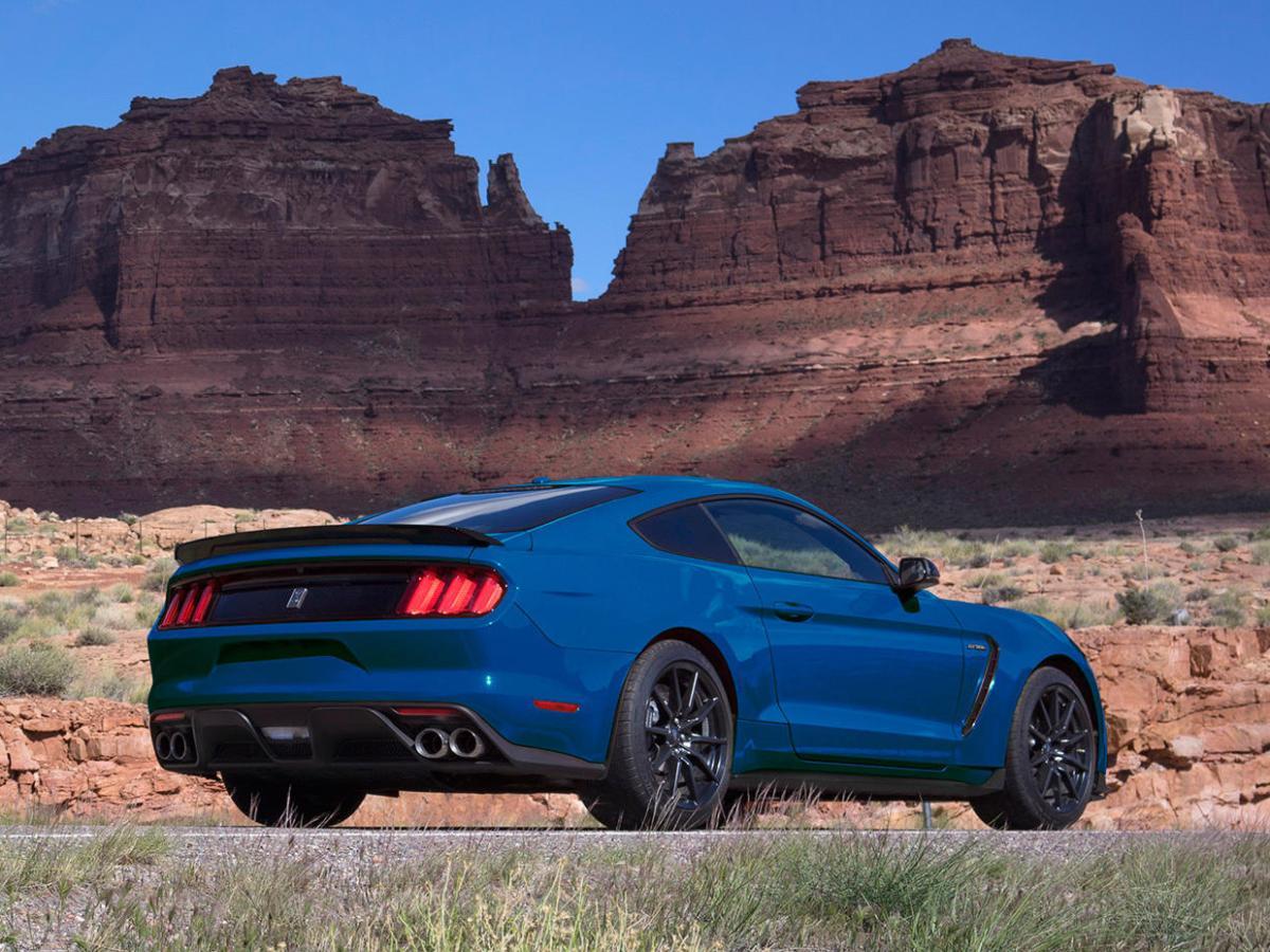 Ford Mustang Híbrido