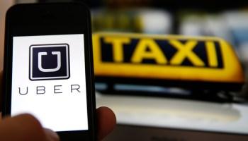taxi competencia desleal Uber