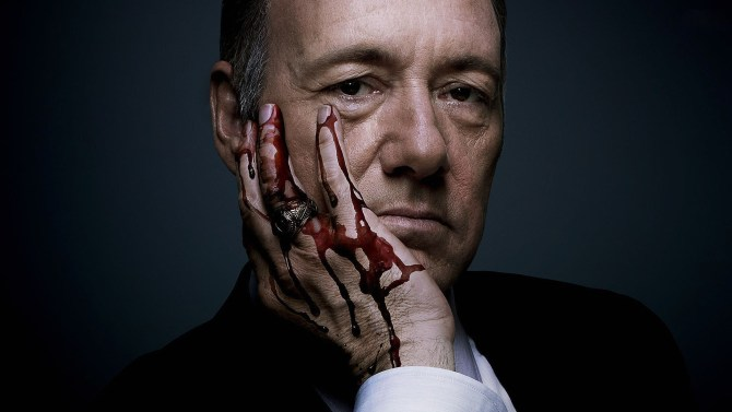 mejor final de una serie - peor final de una serie - house of cards