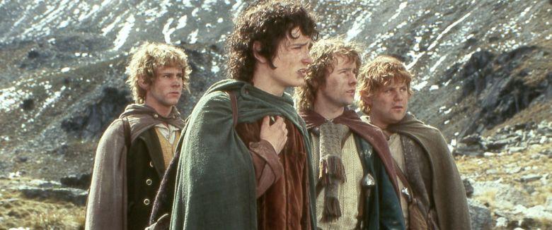 The Lord of the Rings El Señor de los anillos HBO Max La comunidad del anillo