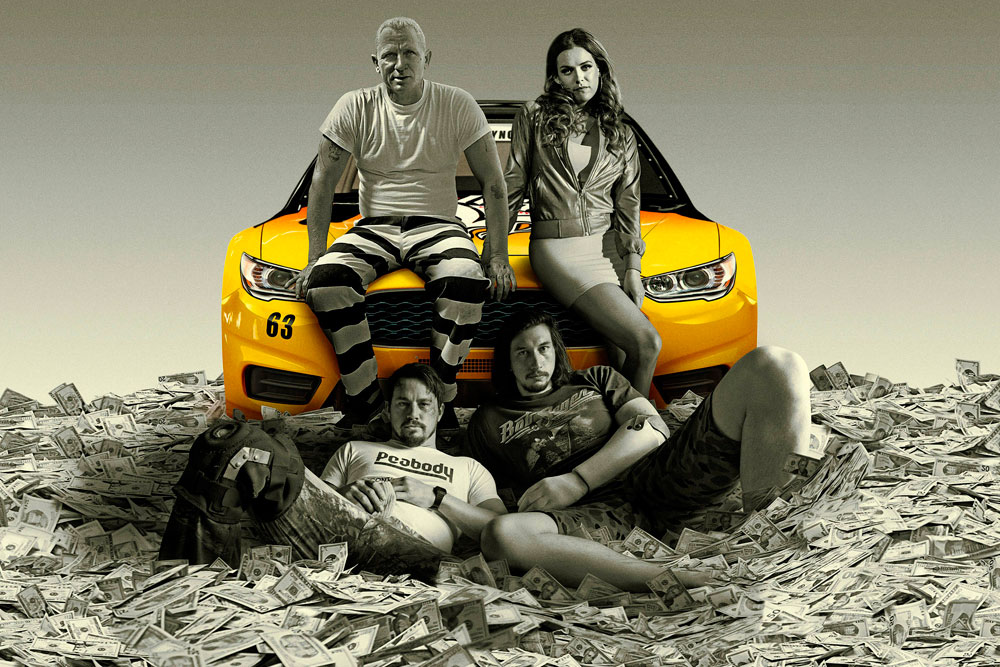 logan lucky game of thrones