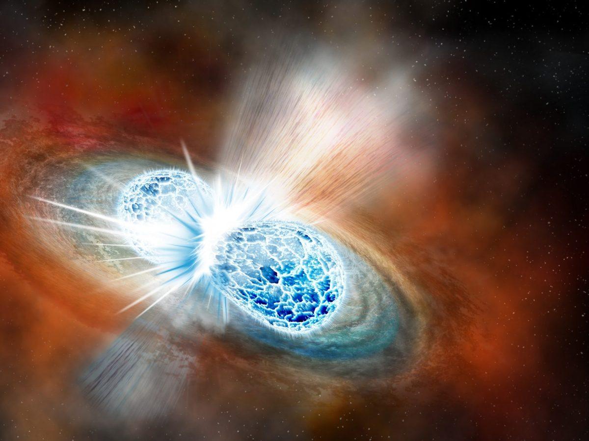 estrella de neutrones