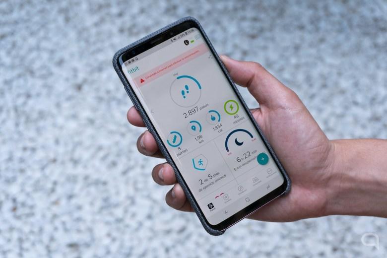 Fitbit aplicación