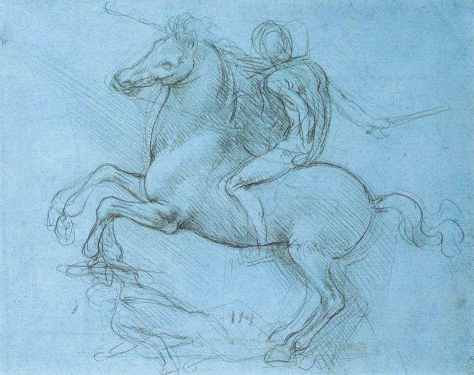 caballo sforza