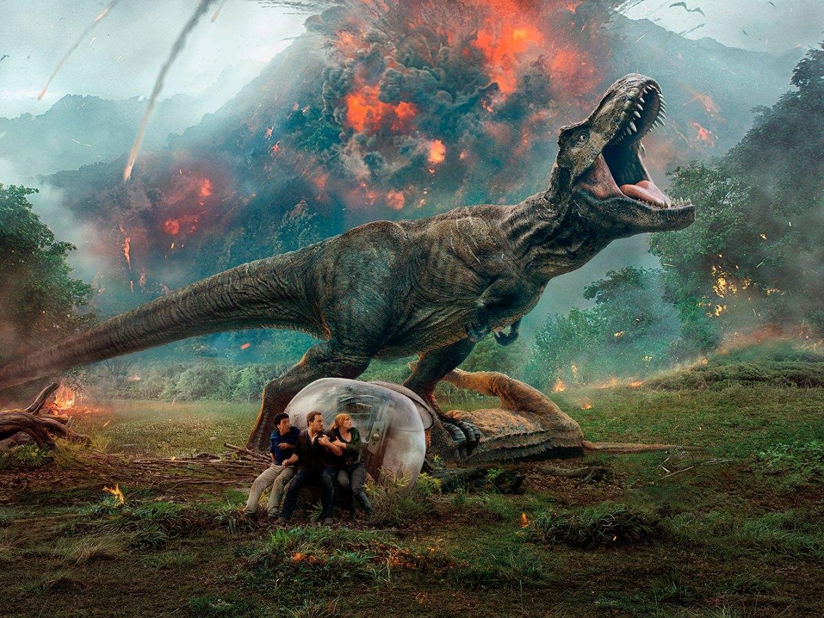 sonidos de los dinosaurios