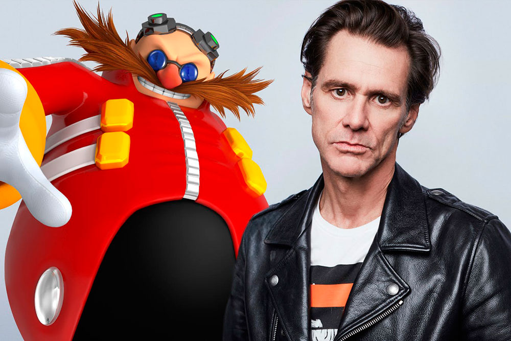 sonic the hedgehog jim carrey robotnik
