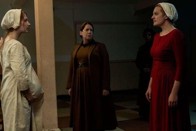 the handmaid's tale temporada 2