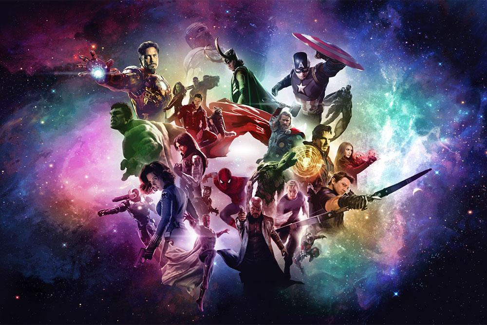 ranking universo cinematográfico de marvel