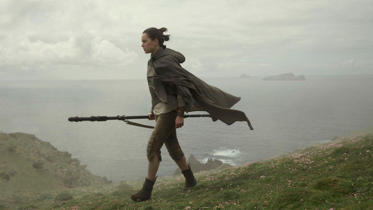 Daisy Ridle en Star Wars