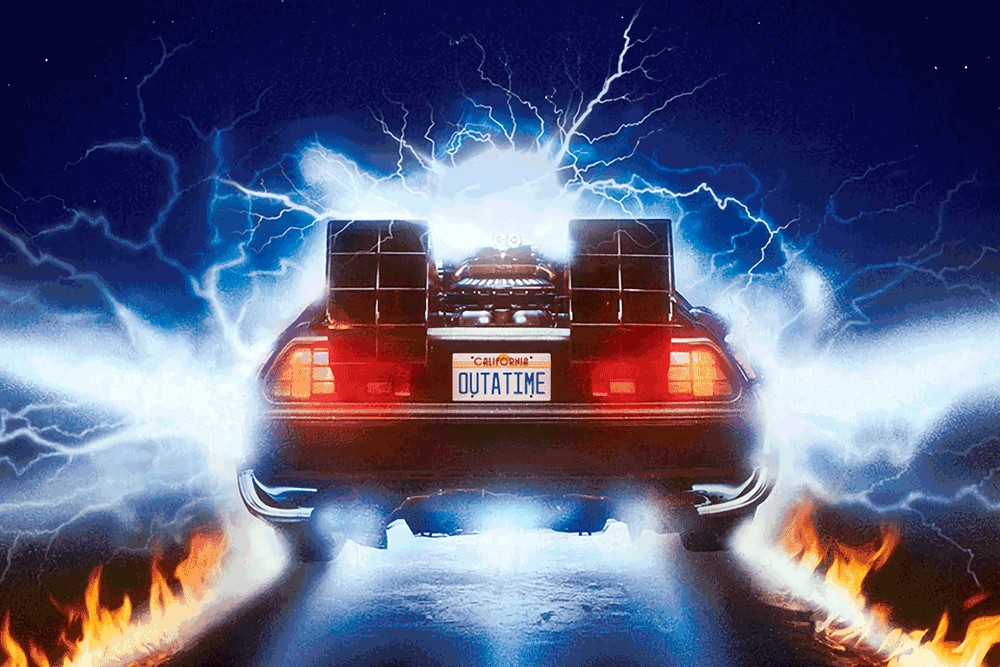 back to the future secuela