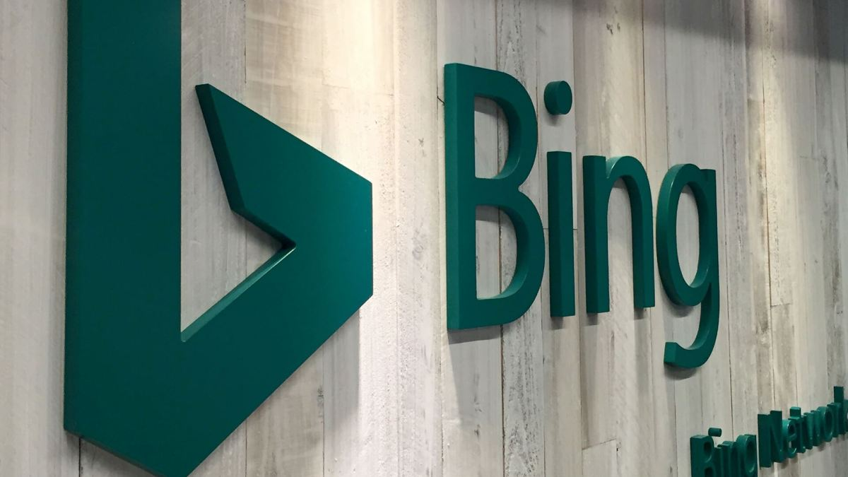 Bing Microsoft Google