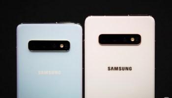 Samsung Galaxy S10 y Galaxy S10 Plus