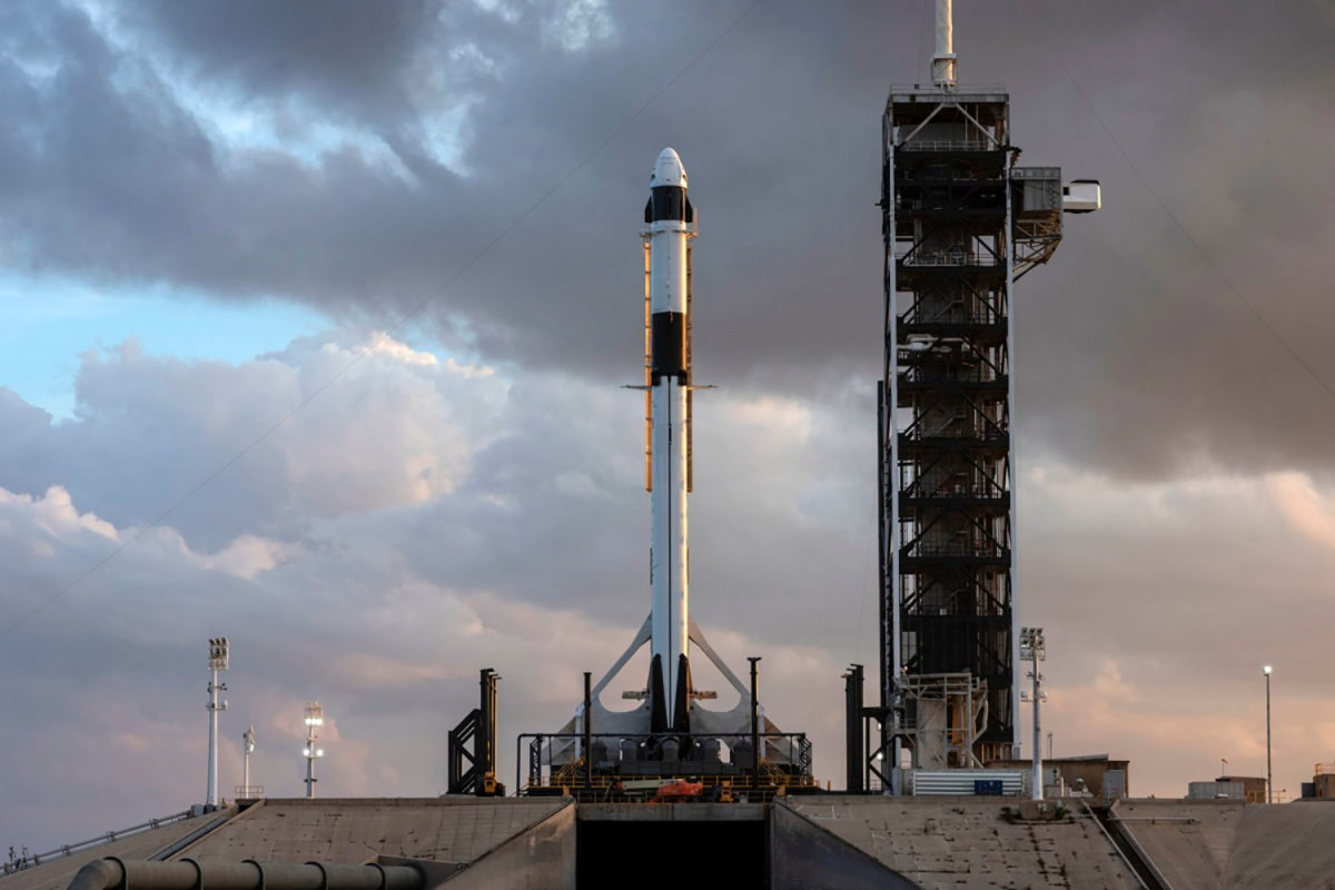 SpaceX, Crew Dragon, Elon Musk