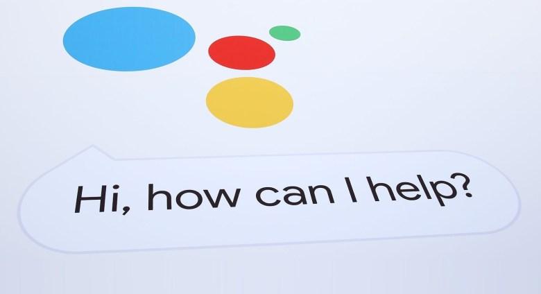 Asistente de Google | Comisión Europea