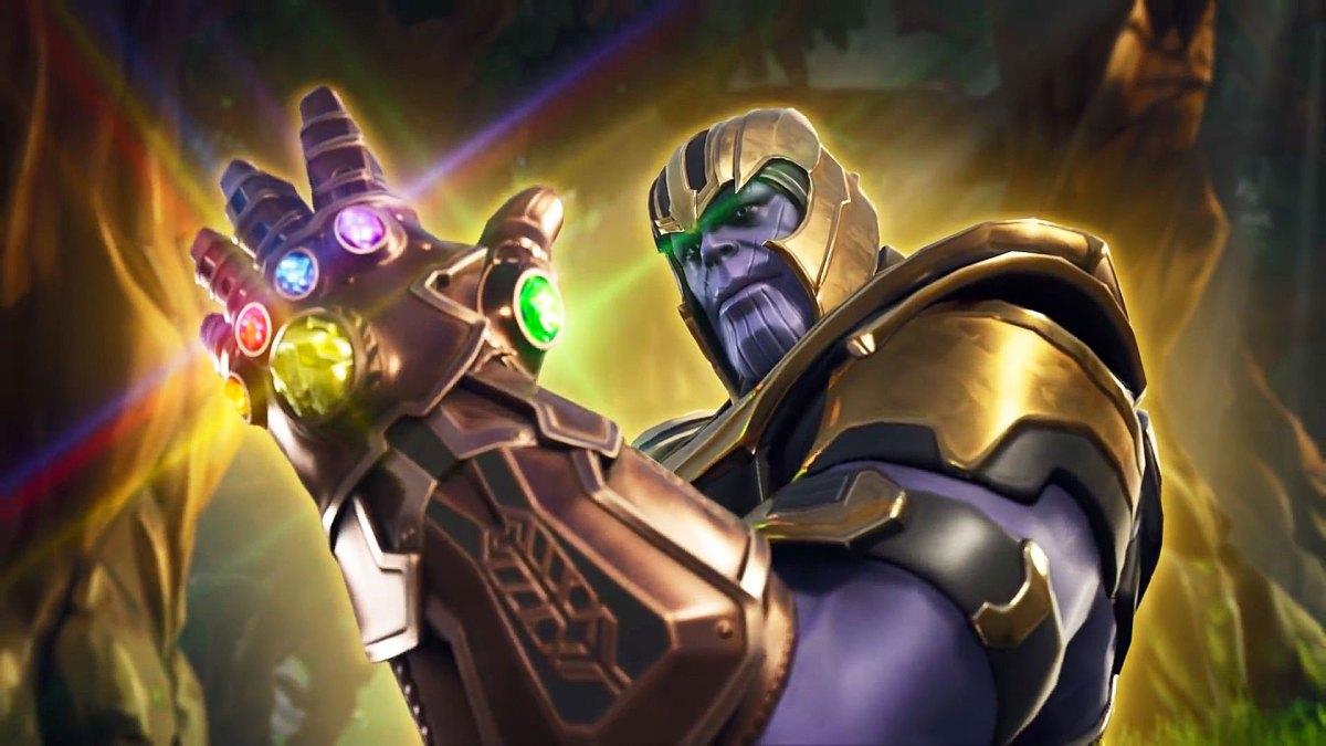 Thanos, personaje de Avengers Endgame