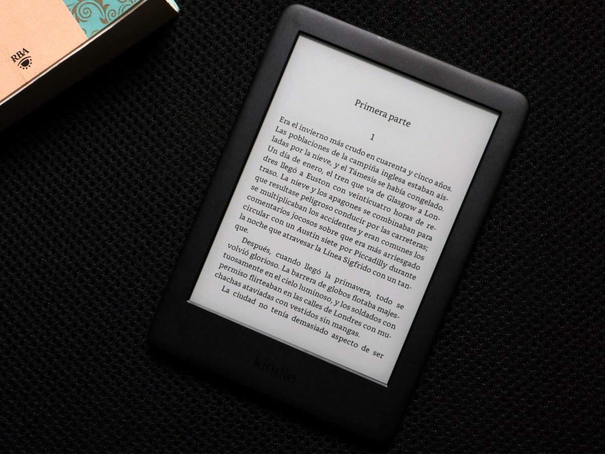 Kindle de Amazon