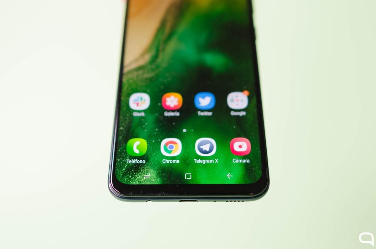 Samsung Galaxy M20 bordes