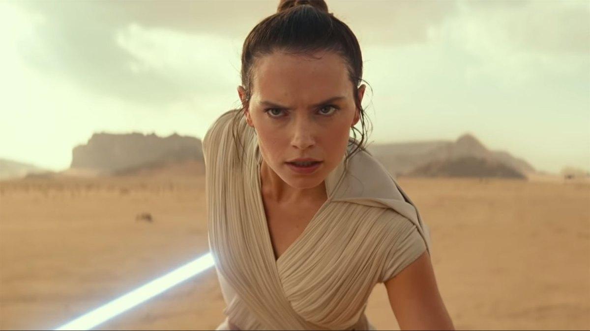 El trailer de 'Star Wars: The Rise of Skywalker' responde a la teoría del sable de Luke