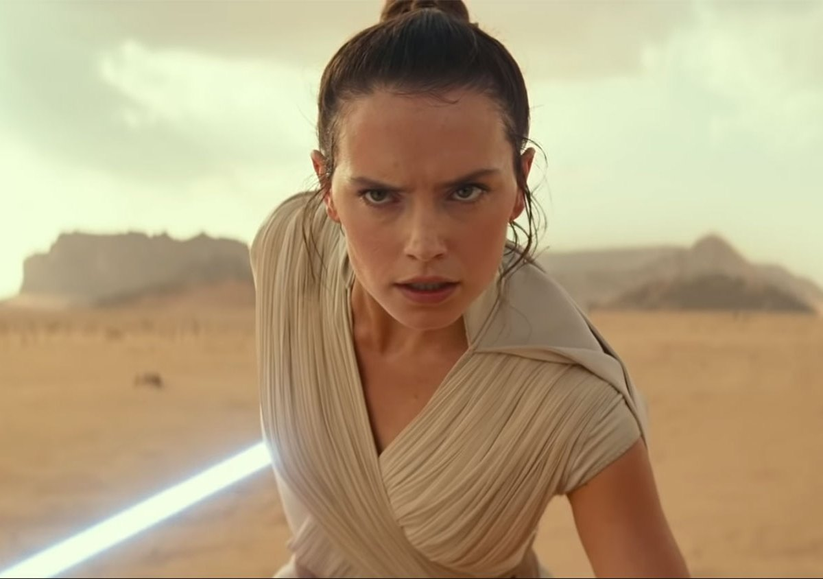 El trailer de 'Star Wars: The Rise of Skywalker' responde a la teoría del sable de Luke
